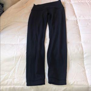align 25' leggings from lululemon- Navy